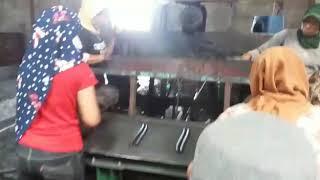 Pembuatan Arang briket