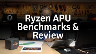 AMD Ryzen APU with Radeon Vega graphics benchmarks & review