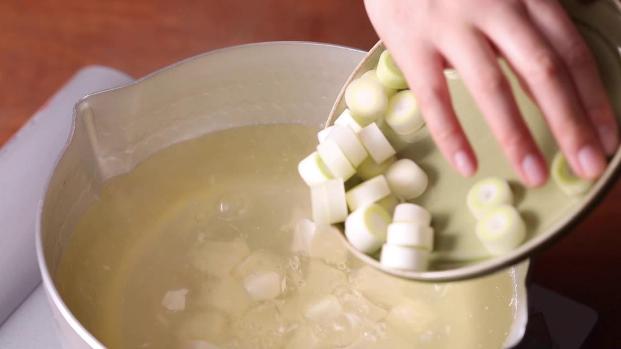 作り方 味噌汁