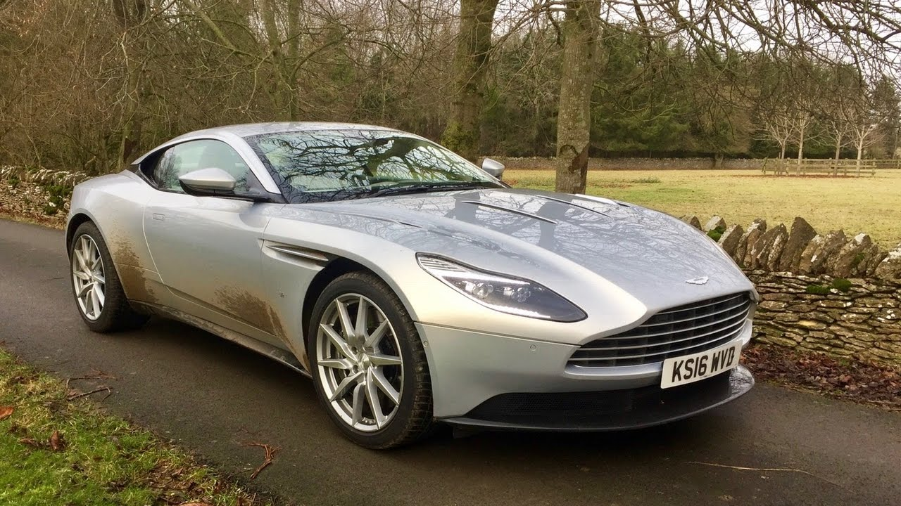 Aston Martin DB11 realworld review - YouTube