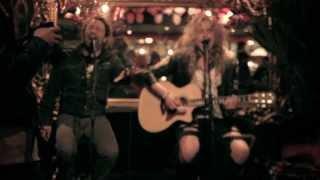 Archie (Santa Cruz) feat Vince Boncamper - Hole Hearted (Extreme Cover) [Live @Bar Bäkkäri]