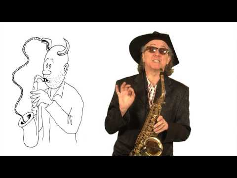 Play Careless Whisper on alto sax Blowout Sax Chapter 3.4