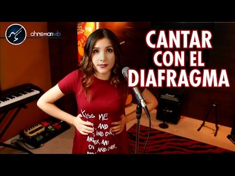 Como Cantar con el Diafragma   Clases de Canto