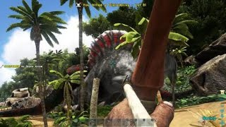 ARK: Survival Evolved O.P. Bow damage