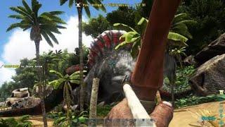 ARK: Survival Evolved O.P. Bow damage