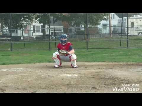 14 yr old catcher  Gary Collins Jr - 2021 5