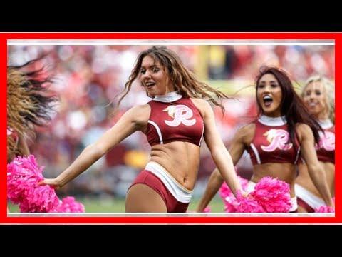 d6b0ddf1 Breaking News | Report: Washington Redskins cheerleaders posed topless