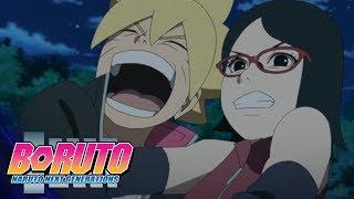 Catching the Eternal Carp | Boruto: Naruto Next Generations