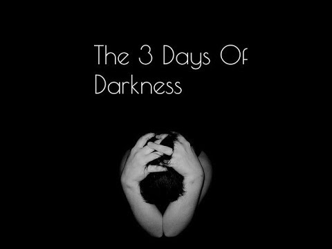 3 Signs Before The 3 Days Of Darkness! ...Scriptures In Description Below