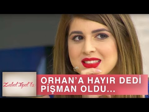 Zuhal Topal'la 186. Bölüm (HD)   Eski Talibi Orhan, Ezgi için Stüdyoya Geldi mi?
