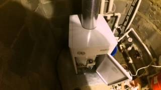 Газовый котел КЕЛЕТ АОГВ-10. Отопление на сжиженном газе.(, 2015-10-23T03:47:30.000Z)