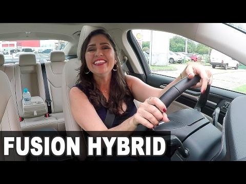 Novo Ford Fusion Hybrid Híbrido 2017