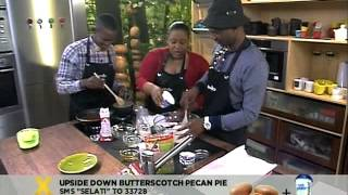 Selati: Upside Down Pecan Nut Pie (06.09.2012)