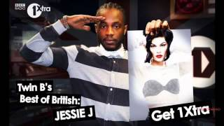 "Jessie J ""Best Of British"" interview at Radio1xtra Special Breakfast Show with Twin B"