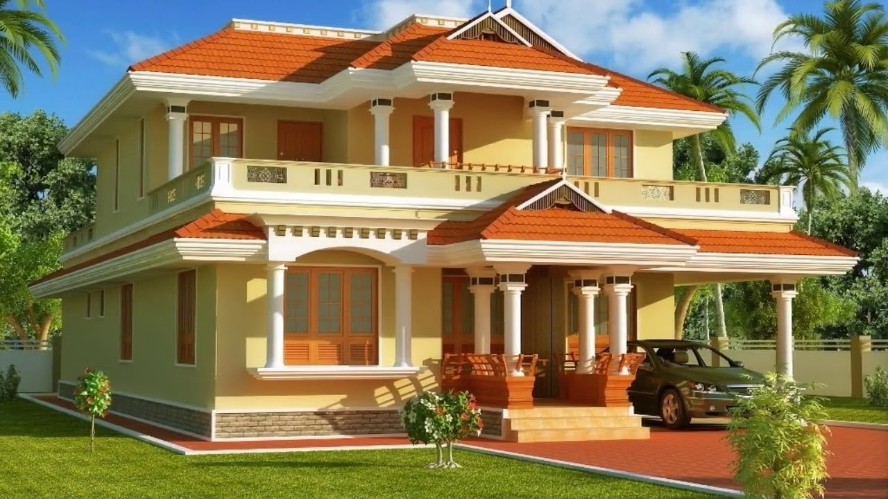 House painting colour combinations outside ideas youtube - Colours for exterior house painting ...