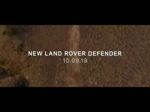 The New Land Rover Defender - Coming Soon