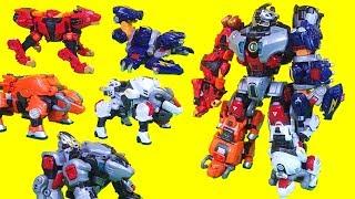 메탈리온 장난감 인피니티 고스트 이클립스 우르사 합체 변신로봇  Metalions Infinity Robot Toys