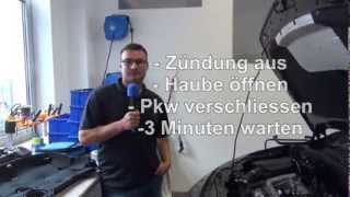 Chiptuning Einbauvideo: Opel Cascada 1.6l SIDI-Turbo 170PS
