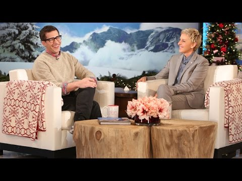 Andy Samberg Talks Married Life