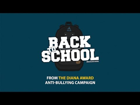 Jack Binstead Back To School Bullying Advice