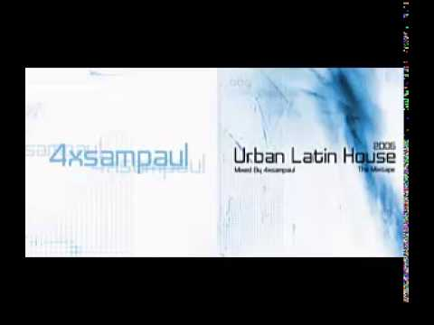 urban latin house megamix