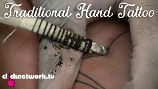 Traditional Hand Tattoo - Skin Art: EP5(, 2011-05-27T08:22:55.000Z)