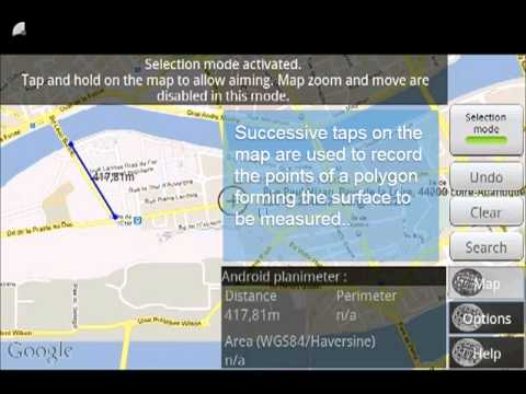 Map Tools - GPS measure & area 1 0 9 Free Download
