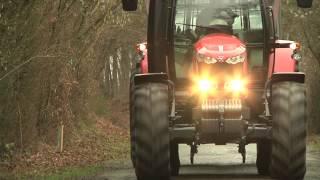 NOWOŚĆ MF 6600 ciągniki rolnicze Massey Ferguson premiera targi SIMA 2013 Paryż