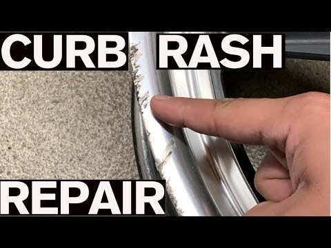 Curb Rash And Wheel Scuff Repair: Behind The Scenes