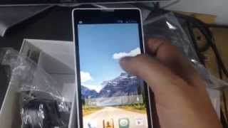 HUAWEI Ascend G740 UNBOXING & REVIEW