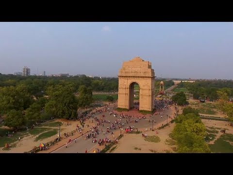 New Delhi - Cleanest City in 1-3 Lakh Population