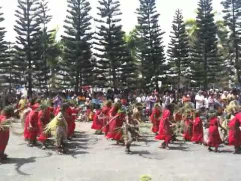 Vanuatu Traditional Dance