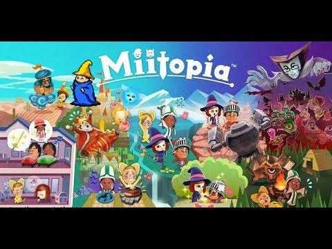 Miitopia... Time to get some faces stolen! [Episode 1, blind]