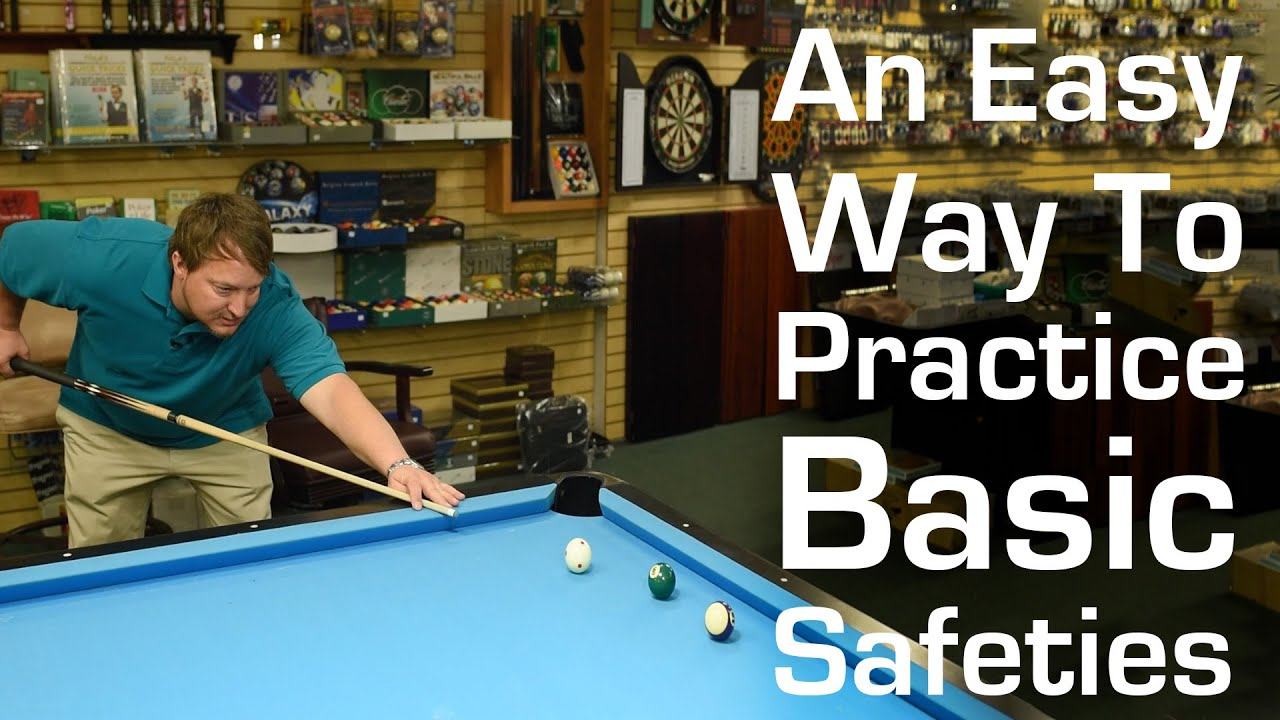 An Easy Way To Practice Basic Safeties