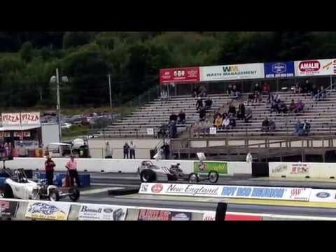 Cacklefest 2014 Off the Line Highlights And Jungle Pam/Bob Frey. NE dragway