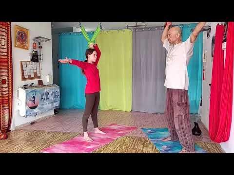 Авир  ривА = Гурджиевские танцы