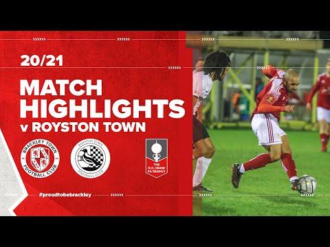 Brackley Royston Goals And Highlights