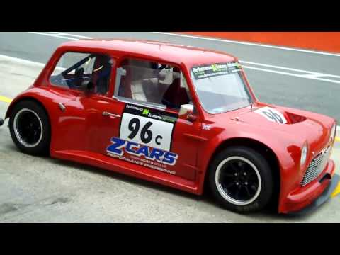 ZCars Mini - New Race Car -Magazine Shoot