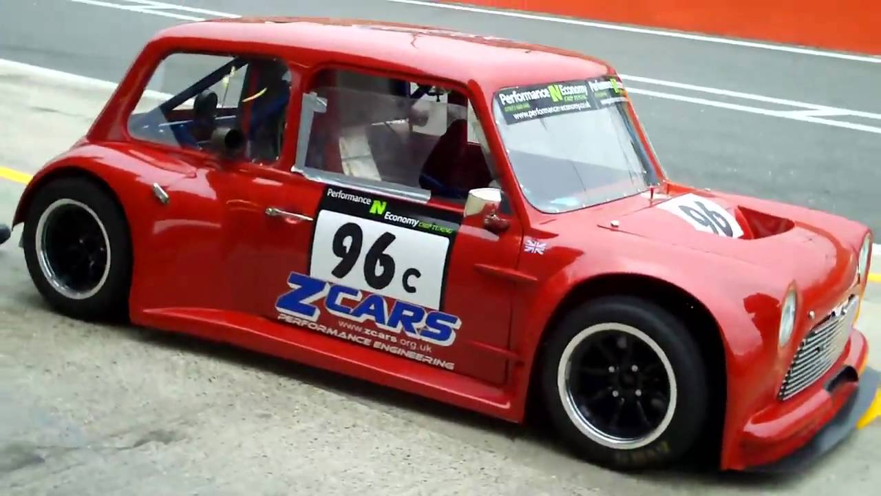 ZCars Mini - New Race Car -Magazine Shoot - YouTube