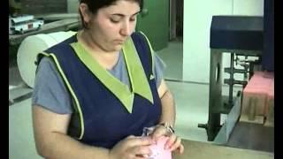 видео Производство салфеток бумажных
