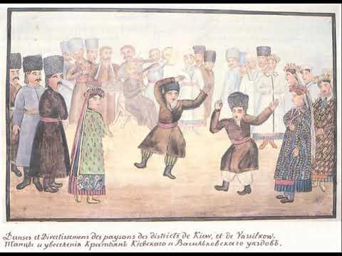 """Танцы и увеселенія"