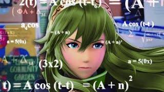LUCINAMETRY - Lucina Gameplay Smash Bros. Ultimate