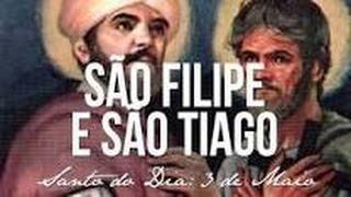 SANTO DO DIA 3 DE MAIO SÃO FILIPE E SÃO TIAGO, APÓSTOLOS theraio7