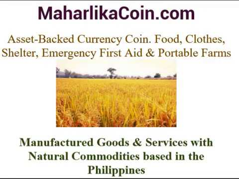 maharlika coin and cryptocurrency