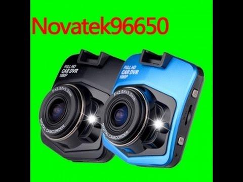 Видеорегистратор Novatek Mini Car DVR Camera GT300 1920x1080 Full HD из Китая(aliexpress)