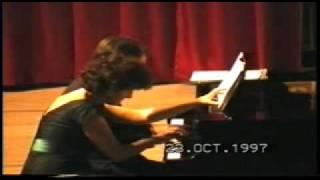 Duo Pianistico S. Quadrini S. Puzzanghera - Mendelssohn: Andante con Variazioni op.83a (1° Parte)