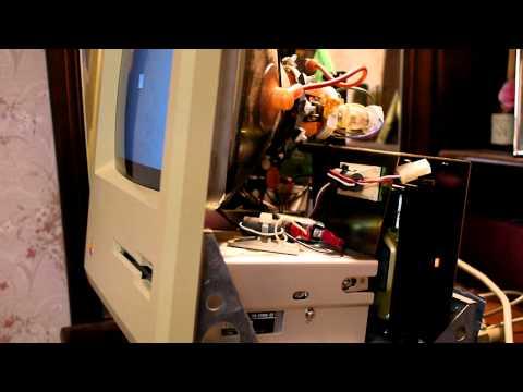 GCC HyperDrive10 Macintosh 512k