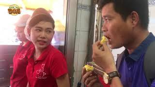 Tiệm bánh bao ngon nhất Sài Gòn: Bánh đã ngon, gặp cô bán bánh quá dễ thương muốn ăn hết bánh luôn.
