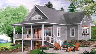 Small Homes With Basement Plans