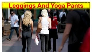 When Tight Trousers Get Controversial | When Leggings and Yoga Pants Get Controversial